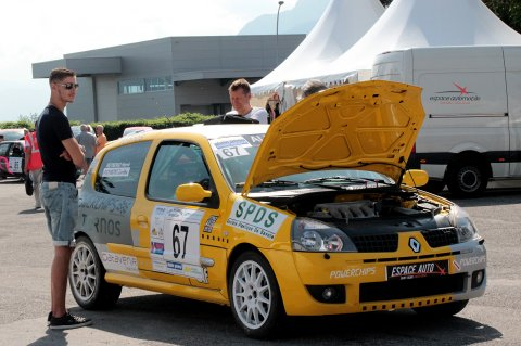 Renault Clio RS Rallye Alexpro